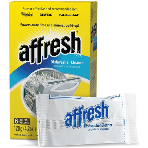 how to use affresh dishwasher cleaner