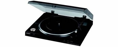 Sony - Stereo Turntable System
