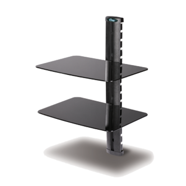 Etec - A/V Component Wall Mount Stand