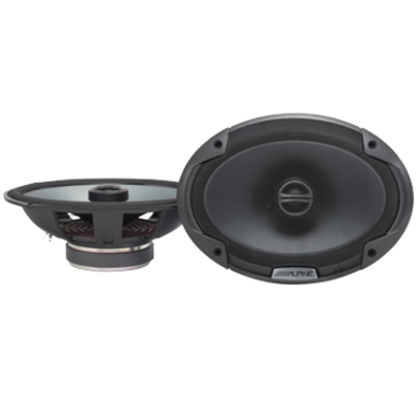 Alpine - Type E Series 6 x 9 Car Stereo Speakers (Pair)