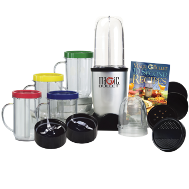 As Seen On TV - Magic Bullet Food Prep System