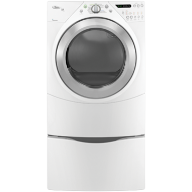Whirlpool - 7.2 CuFt Electric Dryer