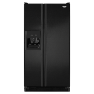 Whirlpool - 22.0 CuFt Side-By-Side Refrigerator