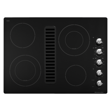 KitchenAid - 30'' Electric Cooktop