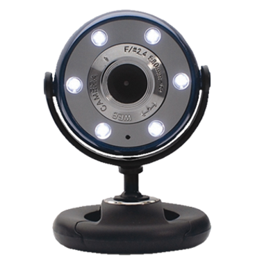 Gear Head - Quick 5.0 MP WebCam with 720 HD Video