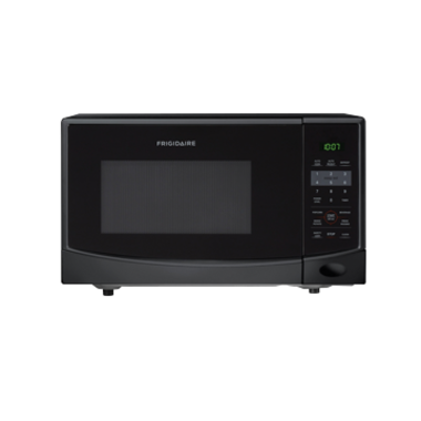 Frigidaire - 0.9 CuFt Countertop Microwave