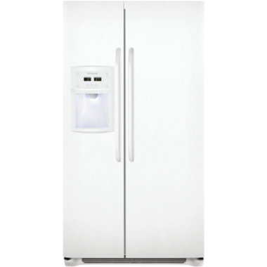 Frigidaire - 22.6 CuFt Counter Depth Side-By-Side Refrigerator