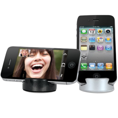 iSound - Phone Stand For Iphone And Ipod Twin Pack