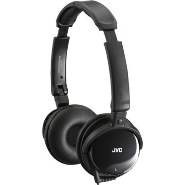 JVC - Noise Cancelling On-The-Ear Headphones
