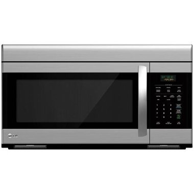 LG - 1.6 CuFt Over-The-Range Microwave