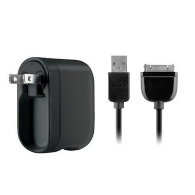 Belkin - Rotating Charger For Samsung Galaxy Tab