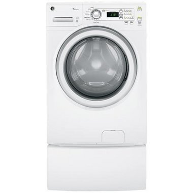 GE - 3.6 CuFt Front Load Washer