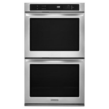 KitchenAid - 30 Built-In Double Wall Oven