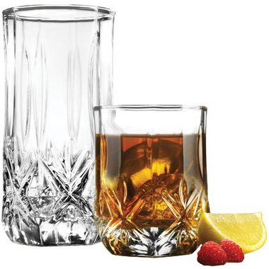 Luminarc - Brighton Glass Set Of 16