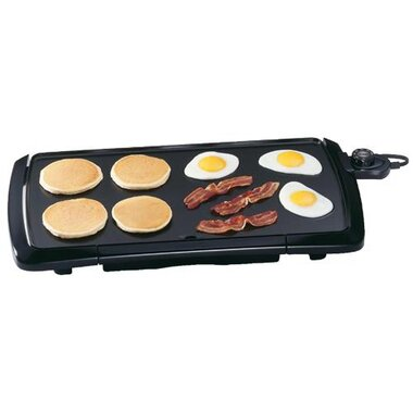 Presto - Cool Touch Electric Griddle