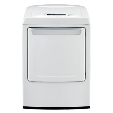 LG - 7.3 CuFt Electric Dryer