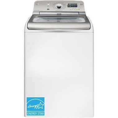 GE - 4.8 CuFt Top Load Washer