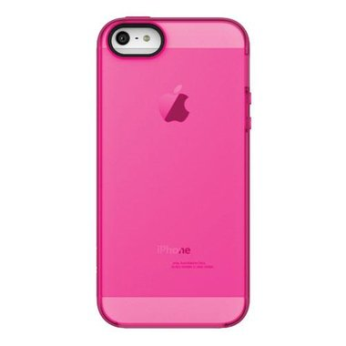 Belkin - Grip Candy Sheer Series Case For iPhone 5/5s/SE