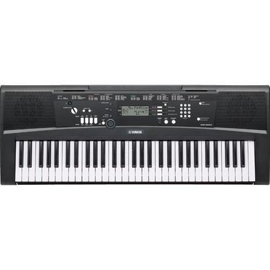 Yamaha - 61 Lighted Key Portable Keyboard