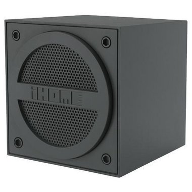 iHome - Bluetooth Rechargeable Mini Speaker Cube