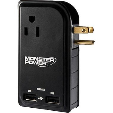 Monster - Power Outlets To Go 300