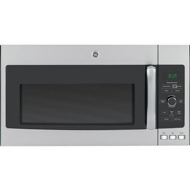 GE - 2.1 CuFt Over The Range Microwave