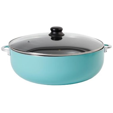 Gibson - Non-Stick Caldera With Glass Lid