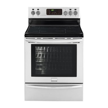 Frigidaire - 30 Electric Smooth Top Range