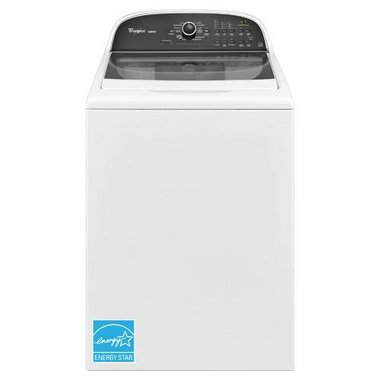 Whirlpool - 3.8 CuFt Cabrio HE Top Load Washer
