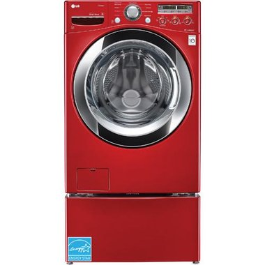 LG - 4.0 CuFt Front Load Washer