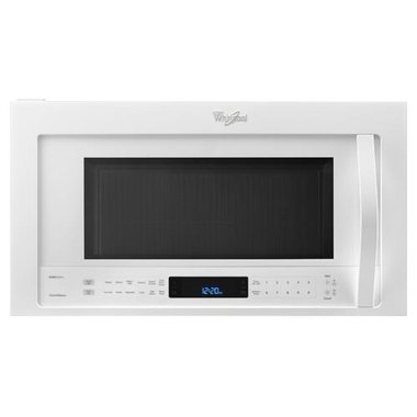 Whirlpool - 1.9 CuFt Over The Range Microwave