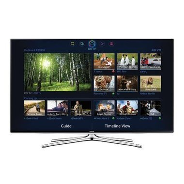 Samsung - 75 Class Smart 1080P LED HDTV With Wi-Fi