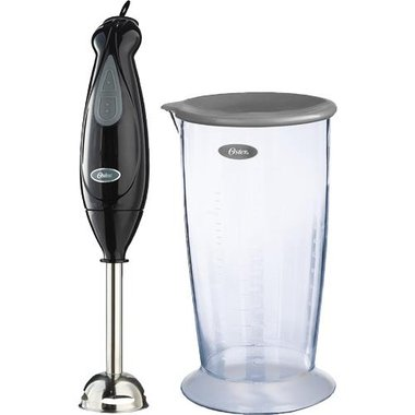 Oster - 2-Speed Hand Blender With Cup