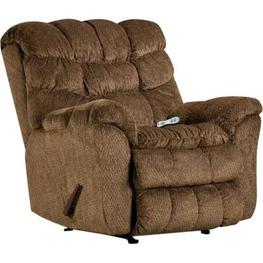 Simmons - Alpine Heat & Massage Rocker Recliner