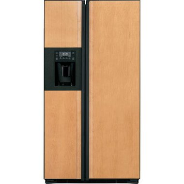 GE - 23.3 CuFt Counter Depth Side-By-Side Refrigerator