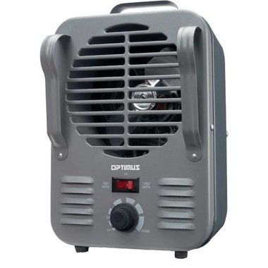 Optimus - Portable Mid-Size Utility Heater With Thermostat