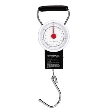 Conair - Travel Smart Analog Scale
