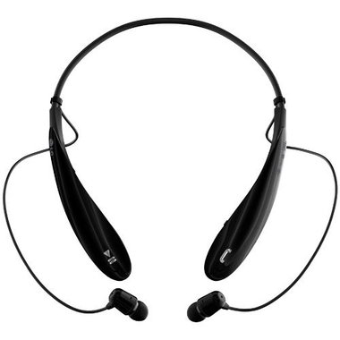 LG - Tone Ultra Bluetooth Behind-The-Neck Headphone