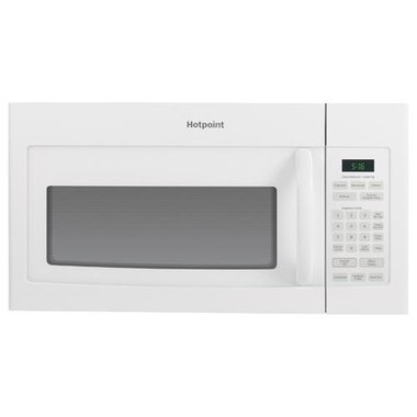 Hotpoint - 1.6 CuFt Over The Range Microwave