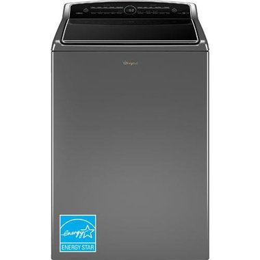 Whirlpool - 5.3 CuFt Top Load Washer