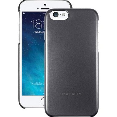 Macally - Metallic Snap-On Case For iPhone 6/6s