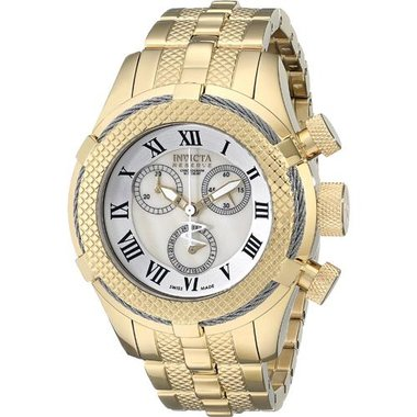 Invicta - Women's Bolt Collection Stainless Steel Watch