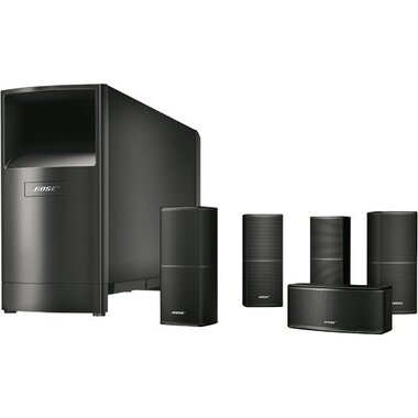 Bose - Acoustimass 10 Series V Home Theater Speaker System