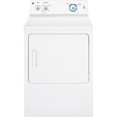 GE - 6.0 CuFt Front Load Electric Dryer