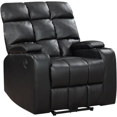 Global Furniture - Liberty Home Theatre Power Recliner