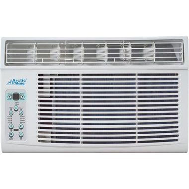 Arctic king 5 000 btu 110 volt 11 2 eer window air for 110 volt window air conditioner