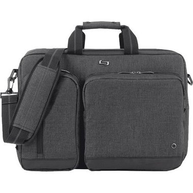 Solo - 15.6 Urban Convertible Laptop Briefcase Backpack