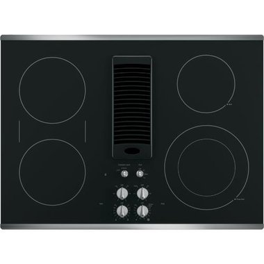 GE - 30 Downdraft Electric Cooktop