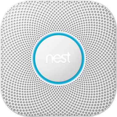 Nest - Protect 2nd Gen Smoke  Carbon Monoxide Alarm, Wired