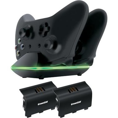 dreamGEAR - Xbox One Dual Charge Station